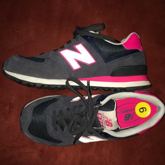 new balance 574 size 9